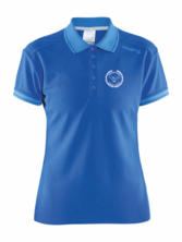 Craft Noble Polo Pique Shirt Dam